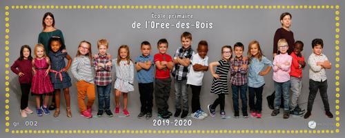Groupe primaire (1)
